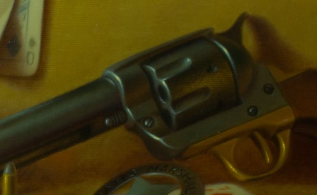 Gun close up 1